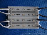 Módulos anchos de la alta calidad LED del ángulo de visión 160 1.5 vatios