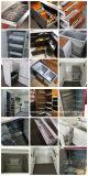 Weißer moderner leistungsfähiger Küche-Schrank des festen Holz-Asks-010
