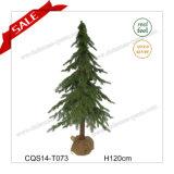 métier d'intérieur de Noël de pointeau de pin artificiel le meilleur marché de 120cm