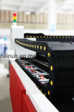 800W de Scherpe Machine van de Laser van de Vezel van het Metaal van het Blad van de hoge snelheid