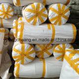 Gaxeta Twisted da corda da fibra cerâmica para selos de porta ou calafetagem