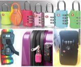Blocage de combinaison de fermeture éclair de Lock&Luggage de tirette de bagage