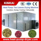 Machine de séchage de feuille de thé de pompe à chaleur pour la feuille de thé de fleur
