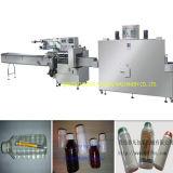 Machine automatique d'emballage en papier rétrécissable de bouteille de pesticide de vente chaude