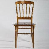 2017 cadeiras douradas populares do fantasma de Napoleon da resina acrílica do policarbonato