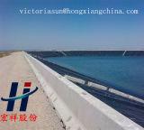 HDPE Geomembrane para o Anti-Escoamento das pedras salientes