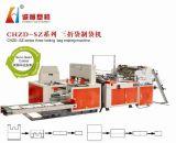 Japanischer Abfall-Beutel, der Maschine herstellt