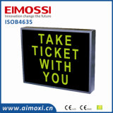 LED Dim Method op Air in Use Illuminated Signs