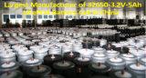 Tornillo de la densidad de alta energía/completamente tipo 32650 célula de batería de 3.2V 5ah LiFePO4