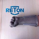 カキGlove/Steelのチェーン網の手袋の/Corrosion-Resistantのステンレス鋼の手袋