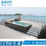 7.8mのホーム様式の屋外の支えがないマッサージの水泳の鉱泉のプール(M-3325)