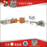 Ligne de produits de machine à emballer de roulis de papier de toilette de marque de héros (FJ-DK2300B)