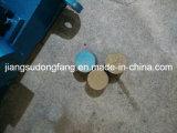 I chip di rame d'acciaio di alluminio del ferro stampano la macchina idraulica della mattonella
