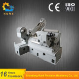 Ck80L 큰 기우는 침대 Fanuc 통제를 가진 수평한 CNC 선반