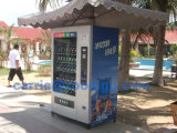 """Автоматический торговый автомат для холодного напитка & Pringles с 8 """" экран Zg-10"""