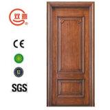 La puerta de la calidad tallada Eleborately