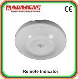 Indicateur à distance du détecteur d'incendie à 2 fils et système d'alarme (681-001)