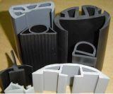 La gomma si è sporta striscia di sigillamento con il materiale di EPDM utilizzato per i portelli e Windows