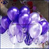 Latex van de Ballon van het huwelijk het Purpere Ronde