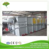 Tratamiento disuelto de la flotación de aire DAF para las aguas residuales del restaurante