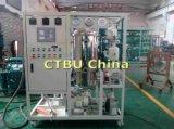La desecación muy eficiente y desgasifica el aceite lubricante usado máquina del purificador del vacío que recicla la purificación con Ce