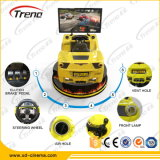 중국 공장 직접 제조자! 싼 Price Car Games Racing 3D/3D Games 360 Degree Racing Car Simulator