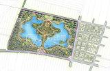 古代町のサイト計画カラースクリーンPlanning