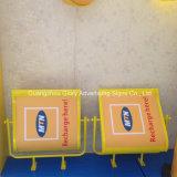 Wasserdichtes Kaffee-Zeichenbelichteter LED Acrylsignage