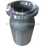 Gary-Eisen kundenspezifische Pumpe zerteilt Pumpen-Filterglocken