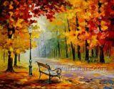 Pintura al óleo del paisaje/arte moderno del paisaje (LA1-003)