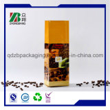Sacchetto impaccante del caffè di plastica flessibile superiore
