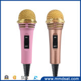 Professionele Wholesales 018 Karaoke die Draadloze Microfoon registreren