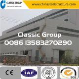 El almacén barato/la fábrica de la estructura de acero pre que dirigía/vertió coste de construcción