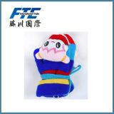 Populärer stilvoller süsser Winter-Handschuh mit Gleitschutzpunkt