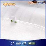 Scaldaletto 100% elettrico del poliestere con protezione contro il calore eccessiva