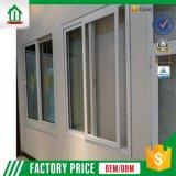 PVC 겹켜 유리제 슬라이딩 윈도우 Wj-Pvcw-07
