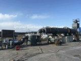 Производственная линия активированного угля завода Индонесии от раковины кокоса