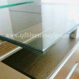 PVB Sgp 6.38mm 8.38mm verre feuilleté clair ou coloré de 10.38mm avec le certificat d'En/SGCC/as