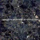 Polished naturale Verde Ubatuba Granite Stone Tiles per Paving, Decorative