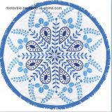 [توب قوليتي] طباعة زرقاء [بش توول] مستديرة