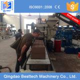 Haute machine de bâti de sable d'argile de Qualityhorizontal