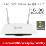 Netz intelligenter Fernsehapparat-Kasten OEM/ODM androider Fernsehapparat-Kasten Q2