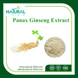 Polisacáridos do extrato do Ginseng de Panax 10%, 50%