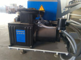 Máquina de revestimento de rotulagem autoadesiva lateral dobro adesiva do derretimento quente