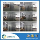 Puerta temporal movible de aluminio con H2000*5m