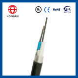Antenne de 288 fibres et câble plat de conduit pour FTTH Gydta