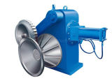 Hydrapulper Pulping Equipment를 위한 Ragger Grapple Cutting Machine Plug Rotor