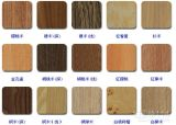 el panel del compuesto del grano de madera de 3m m 4m m
