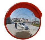 Segurança alaranjada que estaciona o espelho convexo largo do ângulo P/ABS