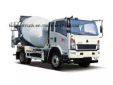 3-5m3のためのConcrete Mixer DrumのHOWO Light Truck